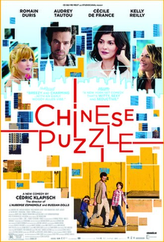 Chinese Puzzle - Official poster