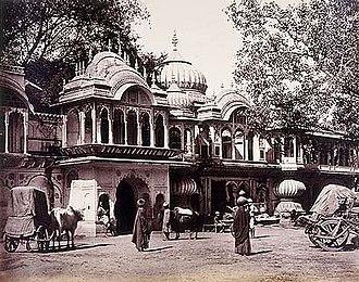 Chhatri - Chhatri at Rajgarh, Rajasthan