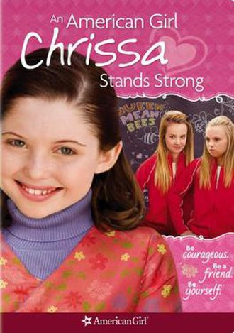 An American Girl: Chrissa Stands Strong - Image: Chrissa Stands Strong