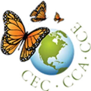 Commission for Environmental Cooperation - Image: Commission for Environmental Cooperation logo