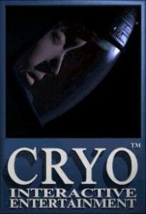 Cryo Interactive - The Cryo Interactive Entertainment logo.