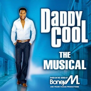 Daddy Cool (musical) - Image: Daddy Cool Cast Recording