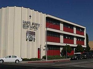 Daniel Murphy High School - Image: Daniel murphy high school hidalgo