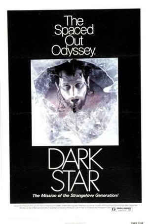 Dark Star (film) - Theatrical release poster