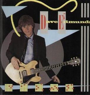 <i>D.E. 7th</i> 1982 studio album by Dave Edmunds