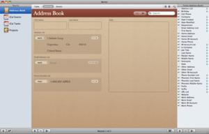 New FileMaker Bento Software