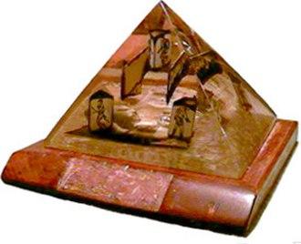 Diana Jones Award - Image: Diana Jones Award