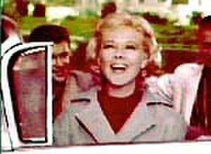 "Dinah Shore - Dinah Shore singing ""See the USA in Your Chevrolet"" in a television advertisement."