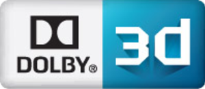 Dolby 3D - Image: Dolby 3D logo