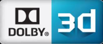 Dolby 3D - Image: Dolby 3D logo