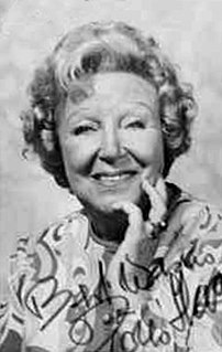 Doris Hare British actress