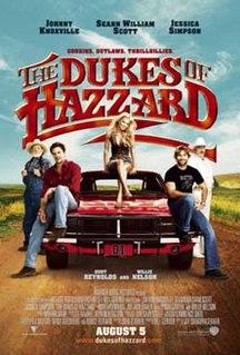 <i>The Dukes of Hazzard</i> (film) 2005 film by Jay Chandrasekhar