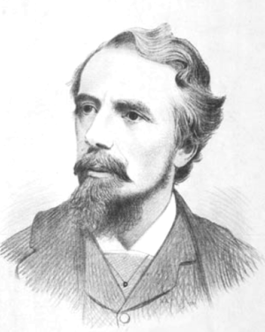 Edmund Dwyer Gray (Irish politician) - Memorial portrait as published in the Weekly Freeman shortly after Gray's death