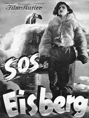 S.O.S. Eisberg - Image: Eisburgsos poster