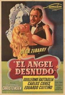 <i>The Naked Angel</i> 1946 film by Carlos Hugo Christensen