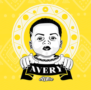 Avery (album) - Image: Emtee Avery (album cover)