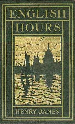 English Hours - First US edition