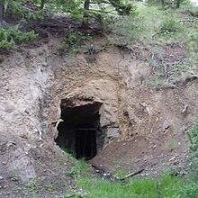 Blue Hawk Mine - Wikipedia