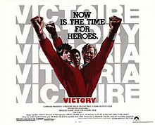 Escape to Victory (1981) [English] SL YT - Michael Caine, Sylvester Stallone, Max von Sydow and Daniel Massey.