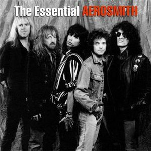 O, Yeah! Ultimate Aerosmith Hits - Image: Essential Aerosmith