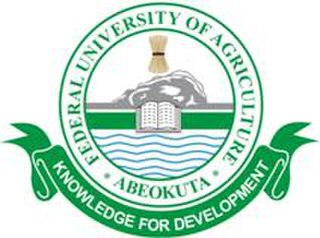 Federal University of Agriculture, Abeokuta university in Nigeria