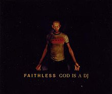 Faithless - God Is a DJ (studio acapella)