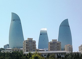 Economy of Azerbaijan - Baku the financial capital of Azerbaijan