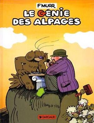 Le Génie des alpages - Le Génie des Alpages No.1 (1976)