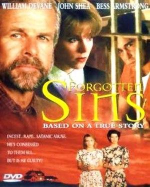 Forgotten Sins - DVD release