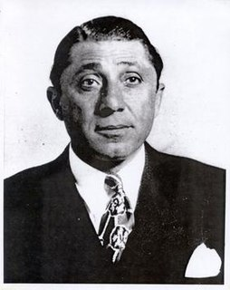 Frank Nitti Boss of Chicago Outfit