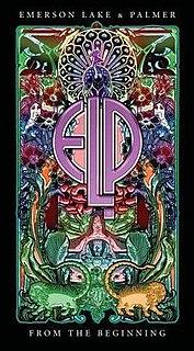 <i>From the Beginning</i> (box set) 2007 box set by Emerson, Lake & Palmer