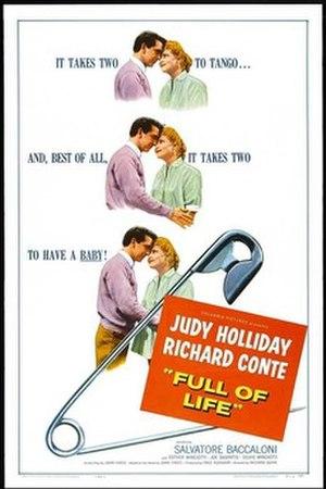Full of Life - Image: Full of Life movie poster