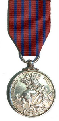 George Medal Rev