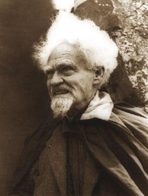 Gerald Gardner (Wiccan) - Image: Gerald Gardner, Witch