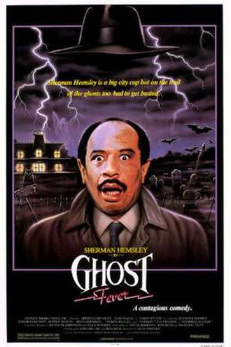 Ghost Fever - Theatrical release poster