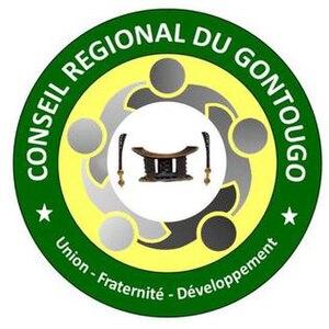 Gontougo - Image: Gontougo Region (Ivory Coast) logo