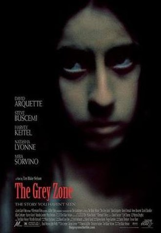 The Grey Zone - Theatrical release poster