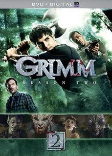 <i>Grimm</i> (season 2)