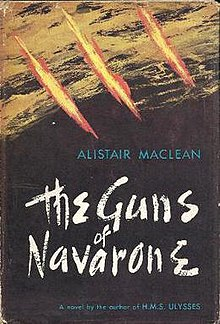 the guns of navarone true story