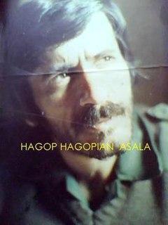 Hagop Hagopian (militant) Armenian activist