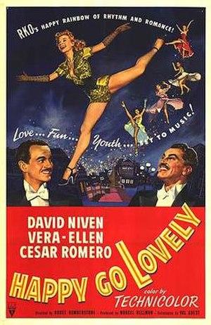 Happy Go Lovely - Movie poster