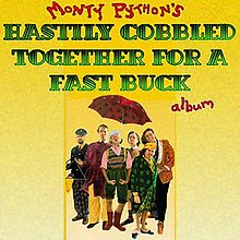 The Hastily Cobbled Together for a Fast Buck Album - Wikipedia