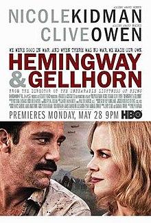 Hemingway & Gellhorn - Wikipedia