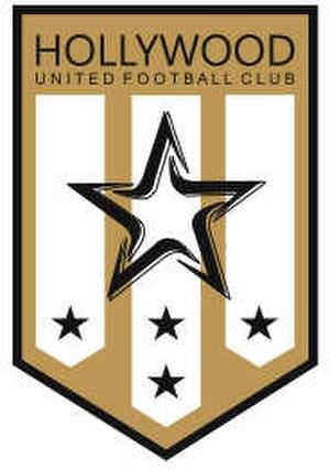 Hollywood United F.C. - Image: Hollywoodunited