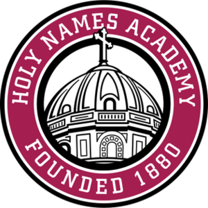 Holy Names Academy - Image: Holy Names Academy Seal