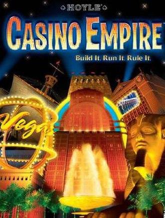 Hoyle Casino Empire - Cover art