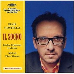 Il Sogno - Image: Il sogno Elivs Costello Album cover
