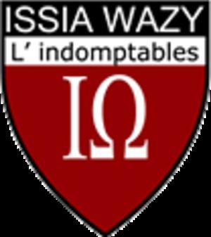 Issia Wazy - Image: Issia Wazy Logo