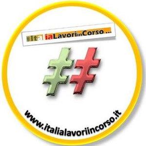 Italy Work in Progress - Image: Italy Work in Progress logo