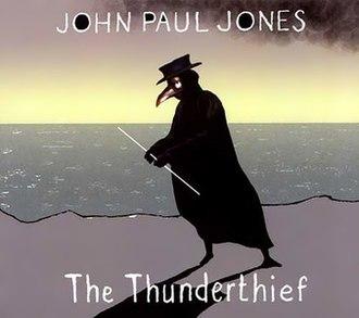 The Thunderthief - Image: John Paul Jones The Thunderthief